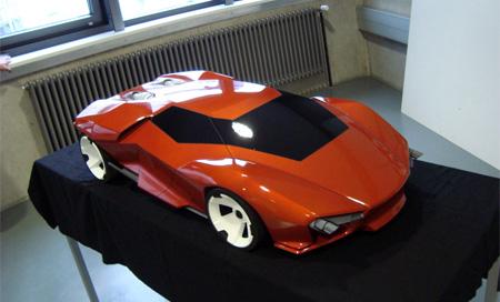 Lamborghini RatUn Concept