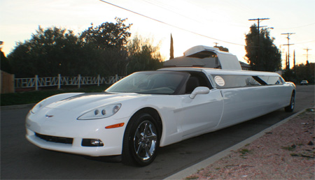Chevrolet Corvette Limousine