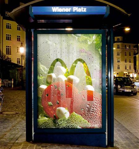 McDonalds Freshness Box Salad
