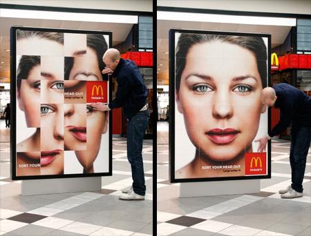 McDonald's Puzzles