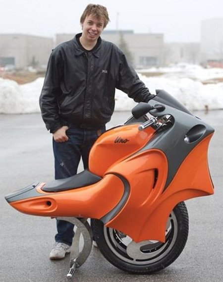 10 Cool And Unusual Motorcycles