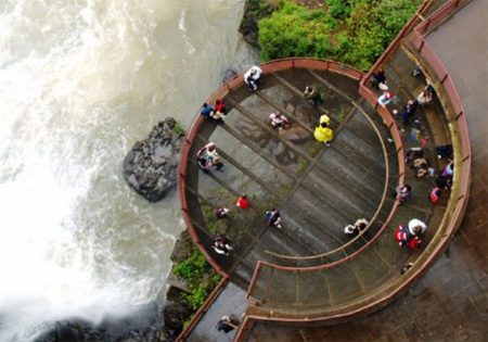Iguazu Viewing Platform