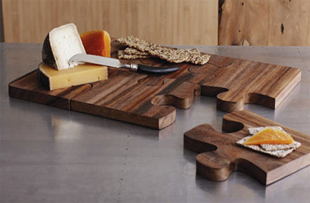 Hand Crafted Handmade swissmiss  Hotel by CustomMade. Echo by means of Design By Jeff Spugnardi - Cool Cutting Board Designs