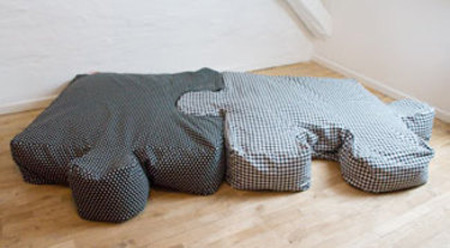 Jigsaw Puzzle Pillows