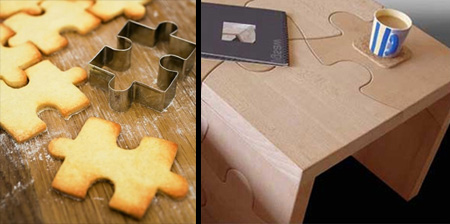 10 Cool Products Inspired by Puzzles