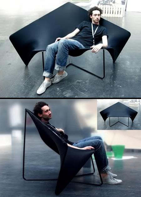 Tensile Sofa