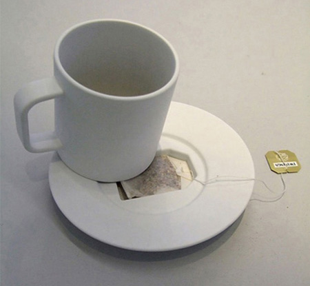 Teabag Coffin