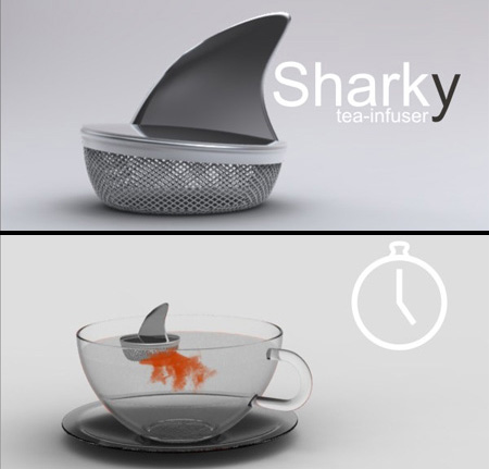 Sharky Tea Infuser