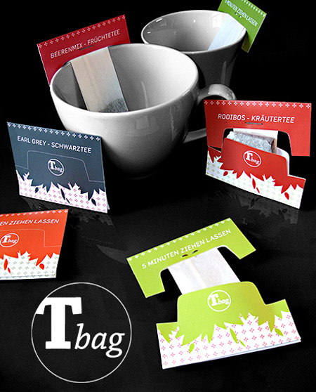 tea bag designs