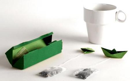 tPod Tea Bags