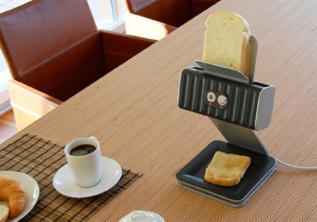 Printing Your Toast