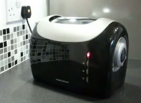 Lidded Toaster