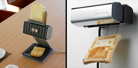10 Innovative Toaster Designs