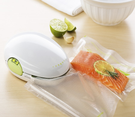 Frisper Vacuum Food Sealer