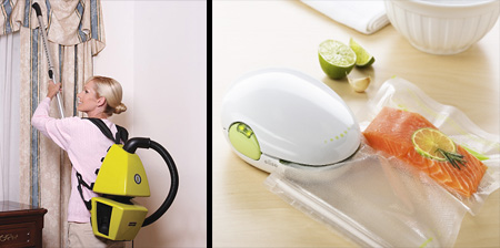 10 Unusual Vacuum Cleaners