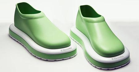 Vacuum Shoes Concept