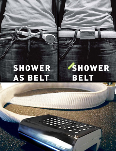 Shower Belt