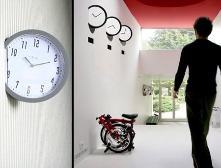 Insert Wall Clock
