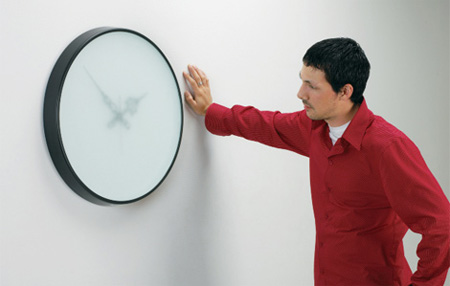 Mystic Wall Clock