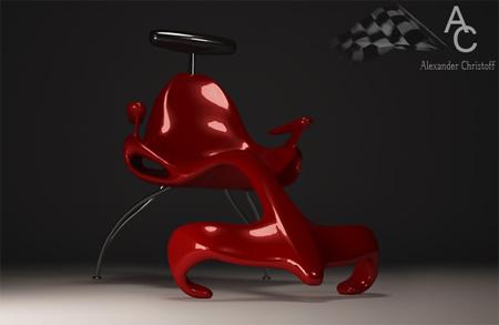 Formula 1 Chair