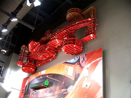 Puma Shoe Boxes Formula 1 Replica