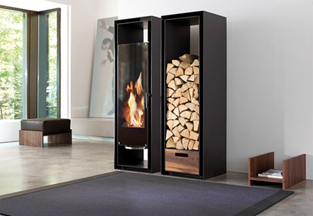 Cabinet Fireplace