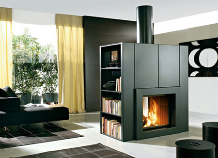 Kubik Fireplace