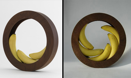 Vessel Fruit Bowl
