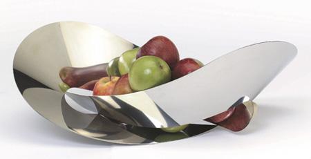 Flat Knot Fruit Bowl