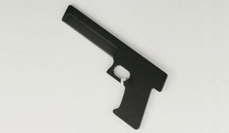 Handgun Comb