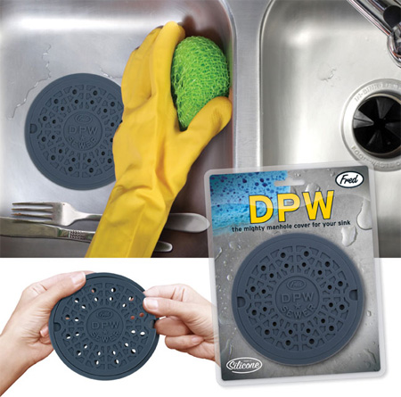 Manhole Cover for your Sink
