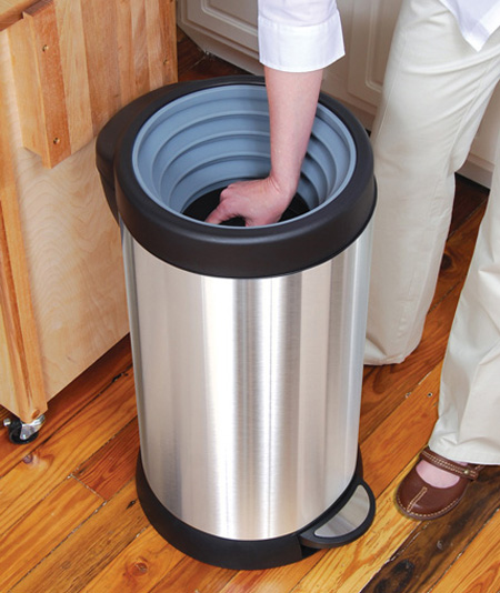 Compactor Trash Can