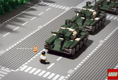 LEGO Making History