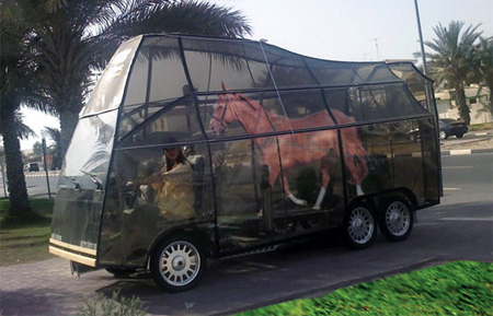 Horsepowered Car