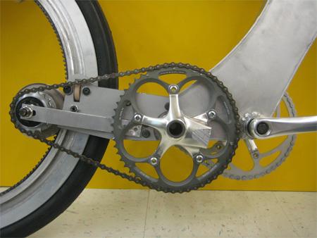Spokeless Wheel