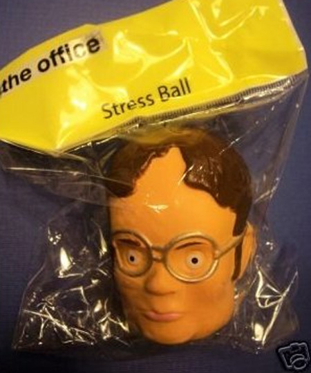 Dwight Schrute Stress Ball
