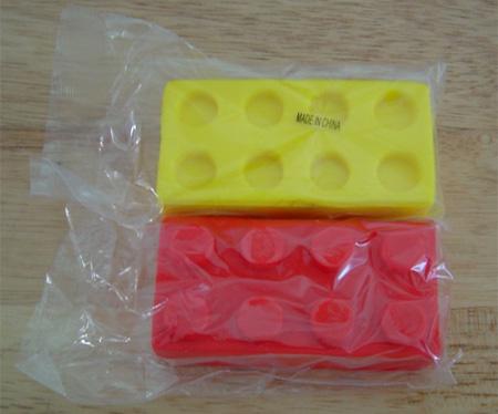 LEGO Stress Ball