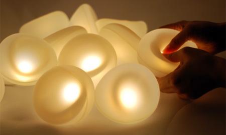 LED Stress Balls