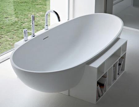 Egg Bathtub
