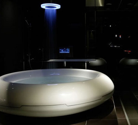 Infinity oversized bathtubs