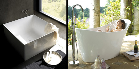 14 Stylish Bathtubs for your Bathroom
