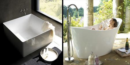 14 Stylish Bathtubs for your Bathroom