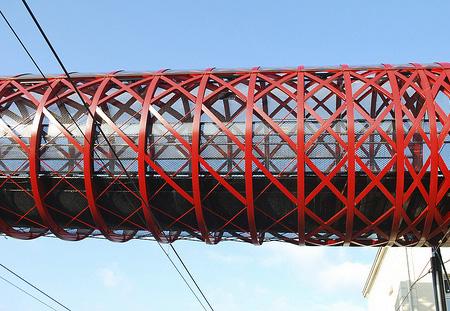 Modern Railway Bridge