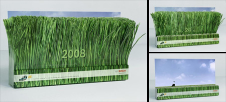 Lawn Mower Calendar