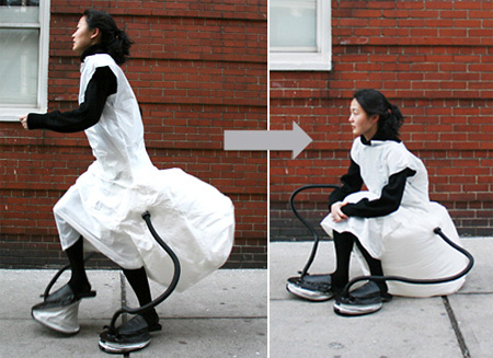 Self-Sustainable Chair