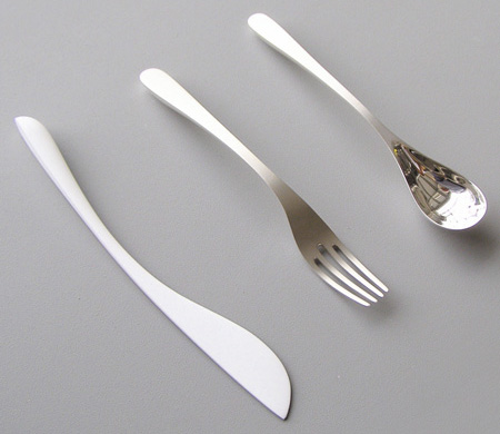 Shape Form Cutlery