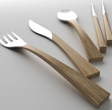 Natural Cutlery