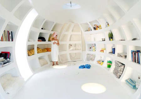 Egg Shaped Guest House