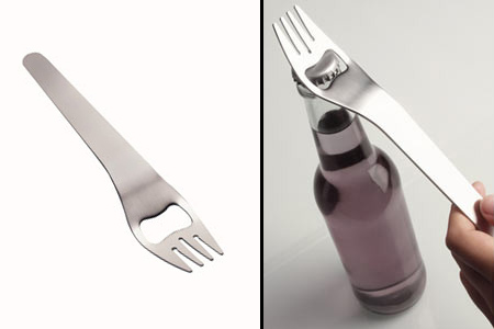 Bottle Opener Fork