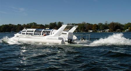 Custom Submarine Boat